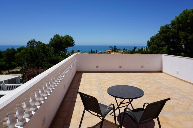 Stunning  luxury villa in the exclusive La Capellania urbanisation with lovely views and walking dis, Spain
