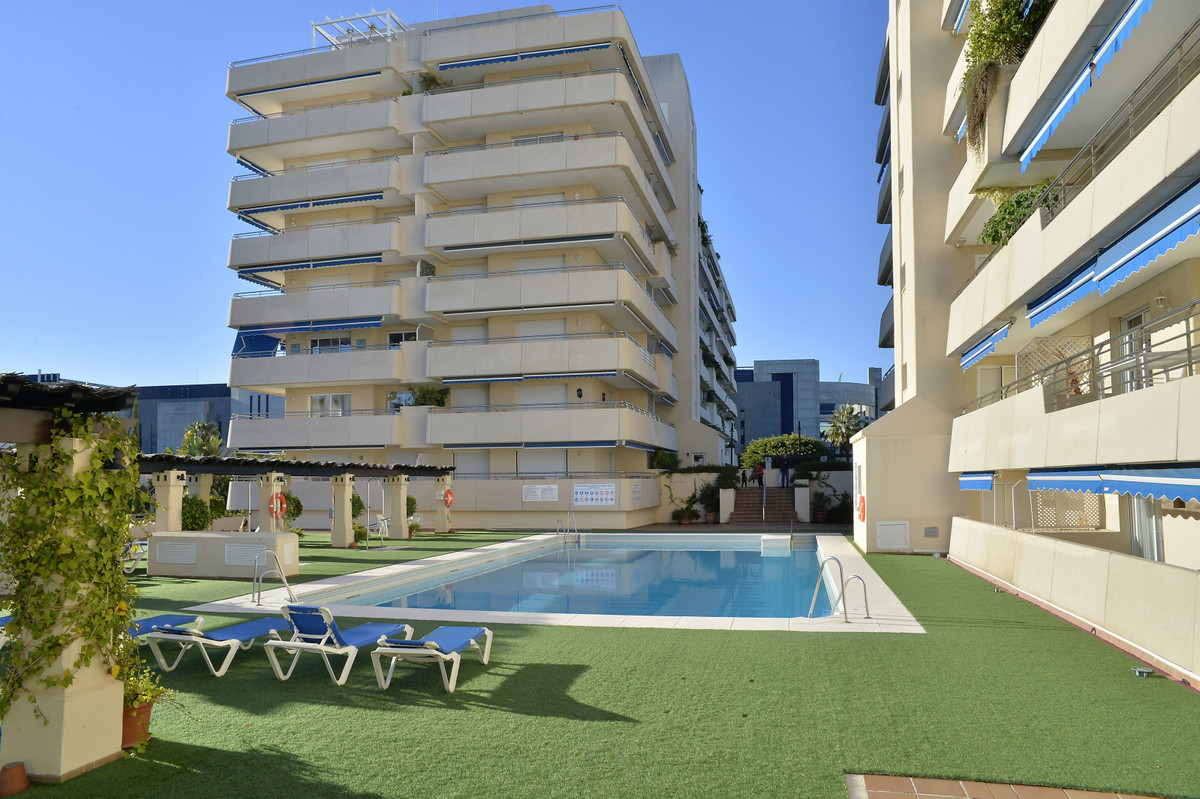 Penthouse in the center of Puerto Banus with fantastic views of the marina of Puerto Banus and the s,Spain