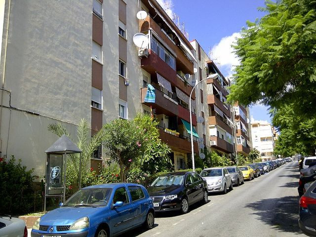 Bank repossession apartment in the center of Arroyo de la Miel, with all services available, without, Spain