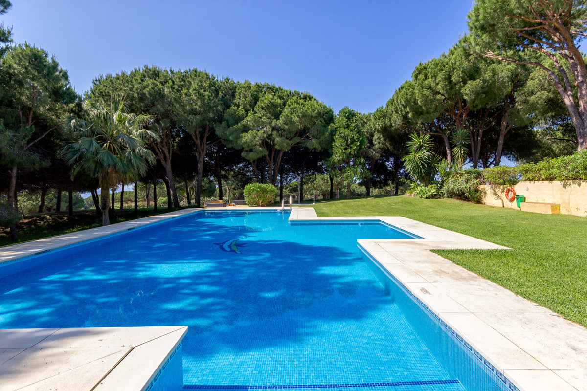 Beautiful 3 bedroom, 2 bathroom, detached villa with shared communal pool overlooking the 2nd tee of,Spain