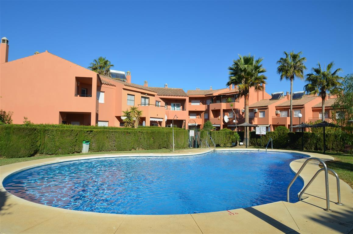 Beatiful and well maintened corner apartment in Sabinillas, 3 swimming pool and beatiful garden. One,Spain