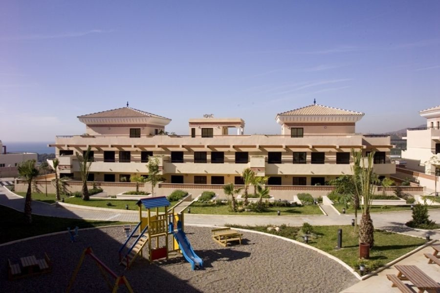At Brisas de Almayate, the developers have carefully designed every home to take full advantage of t,Spain