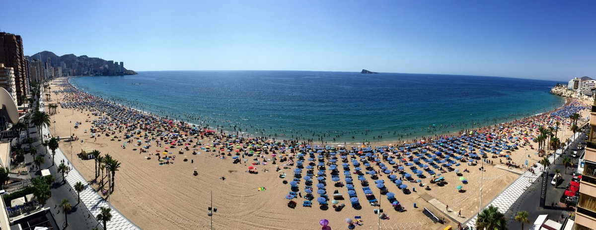 This totally reformed apartment has the best view in Spain! Located in the heart of the world famous,Spain