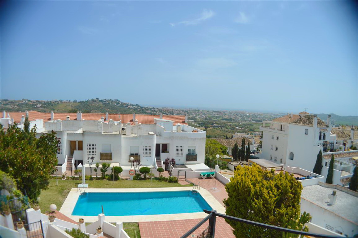 Beautiful apartment for sale in Mijas Golf, Costa del Sol. South facing with amazing panoramic views,Spain