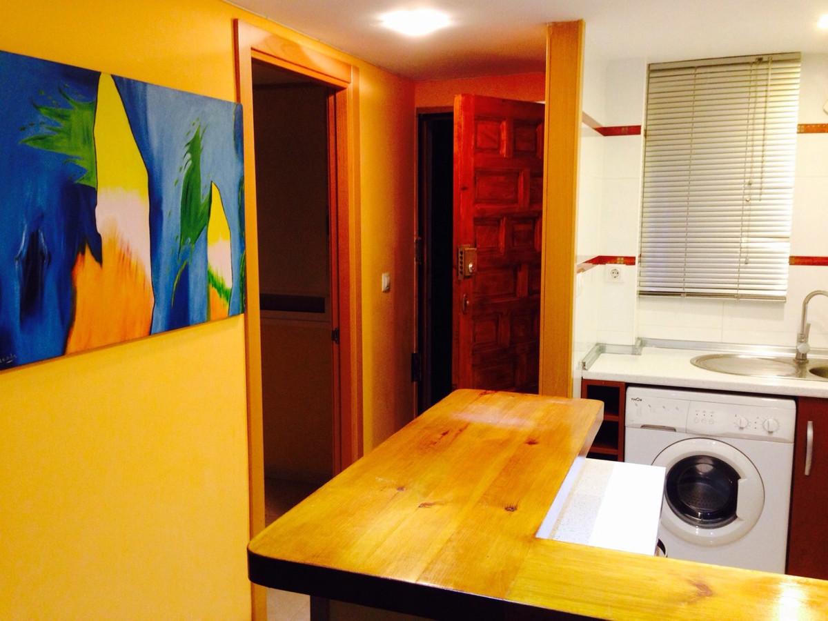 Ground Floor Apartment, Torremolinos, Costa del Sol. 1 Bedroom, 1 Bathroom, Built 40 m².  Setting : ,Spain