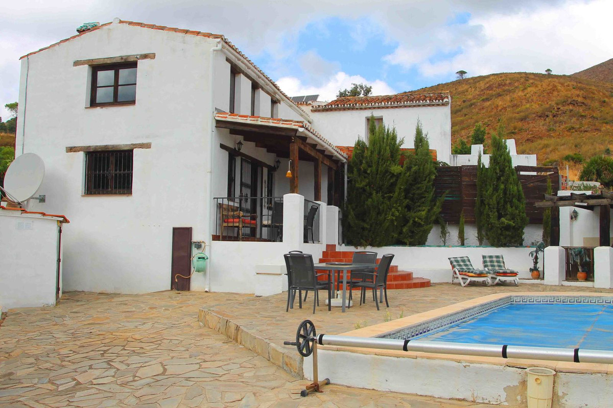 "This is unique and private ""finca"" and can be used as country retreat in secluded area of Entrerrios, Spain"