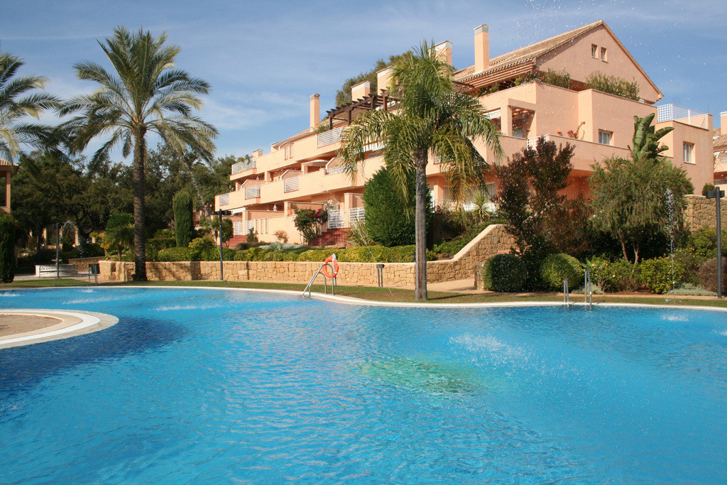 RESERVED!! Excellent in size and location, the 1st floor apartment is situated in the sought-after c, Spain