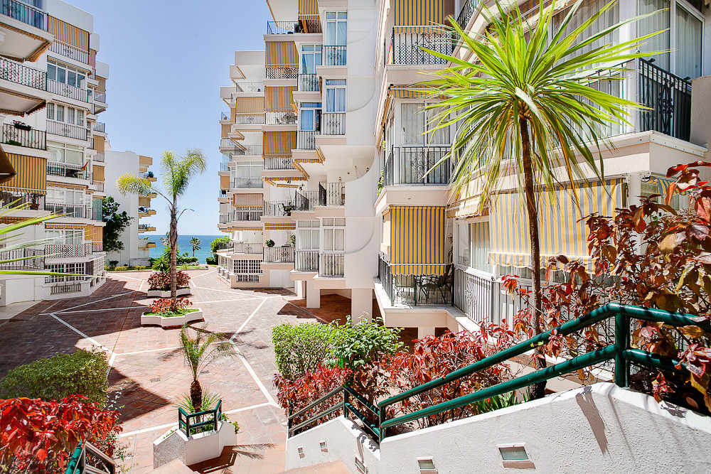 Fantastic beachside apartment in the center of Marbella, direct access to the promenade and amazing , Spain