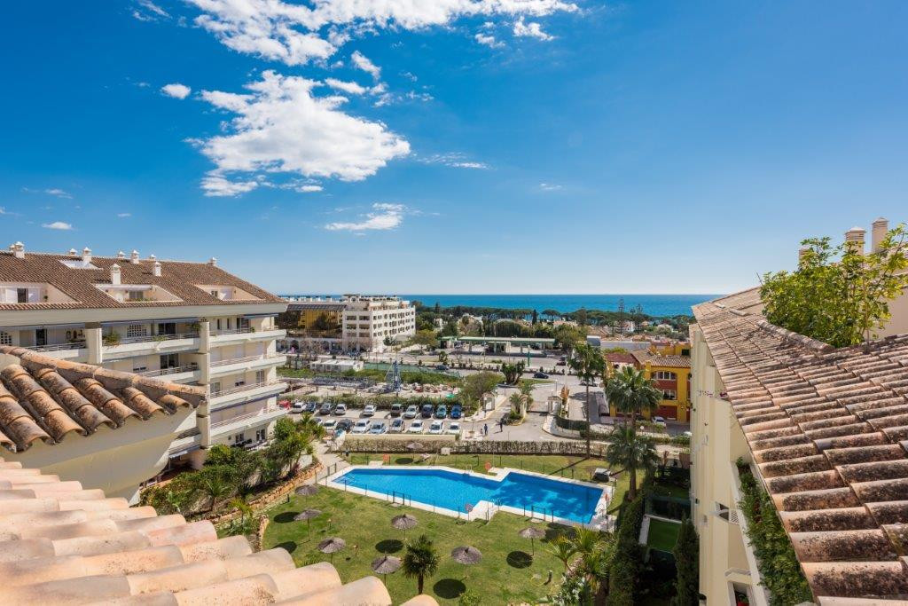4 Bedroom penthouse in The Golden Mile - Sea Views - Luxury apartment in closed complex of 90 apts w, Spain