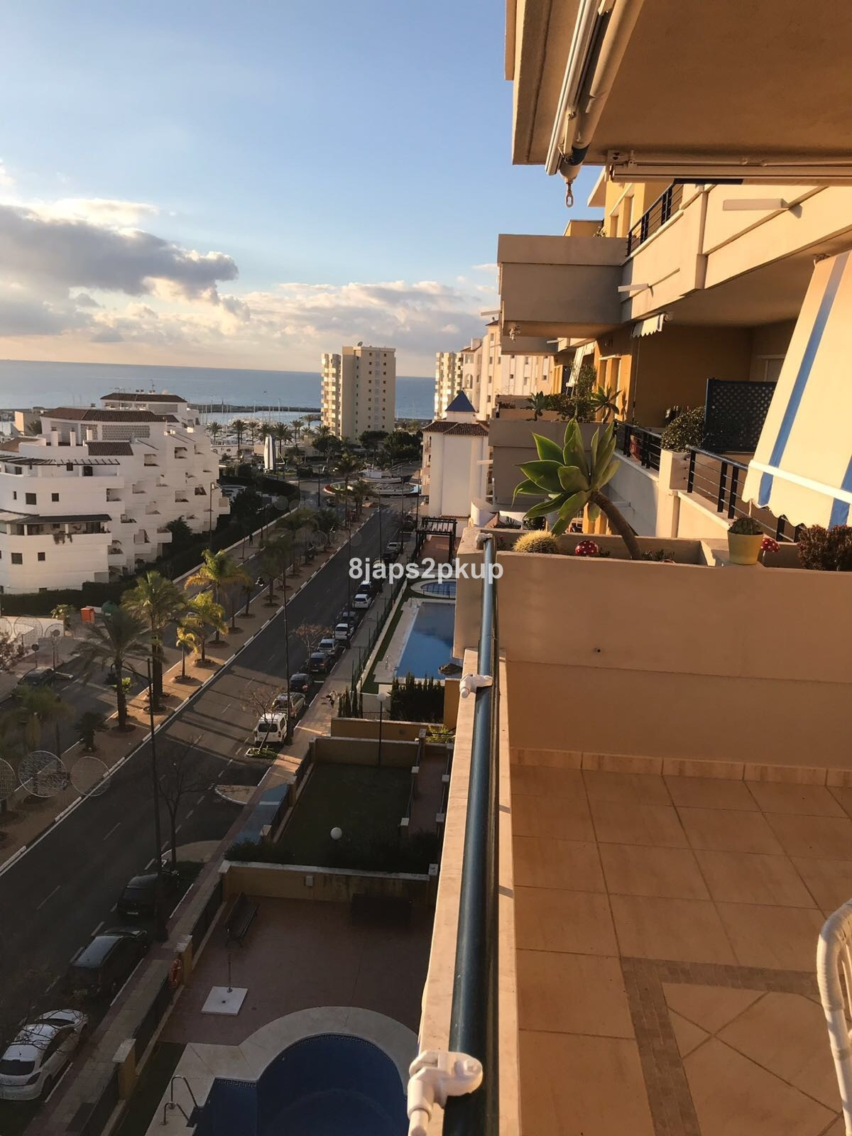 ESTEPONA PORT AREA!!!!!...... SUPER PROPERTY, AMAZING VIEWS, GREAT INVESTMENT!!!!!!!!  Middle Floor , Spain