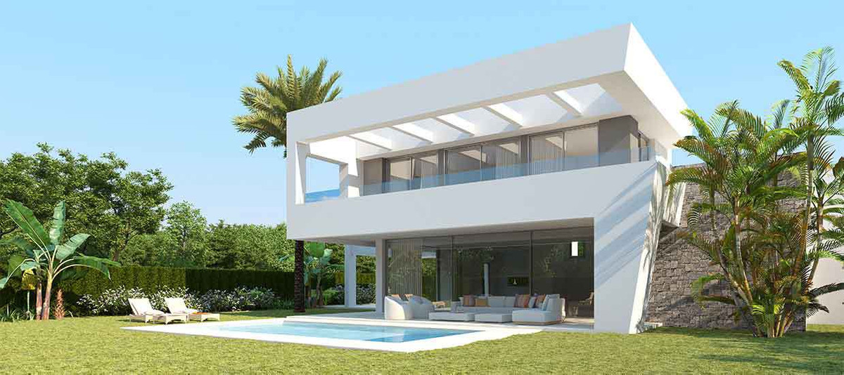 Prices from: 1,090,000€  to 1,728,000€  Modern classic design in this property under construction wh, Spain