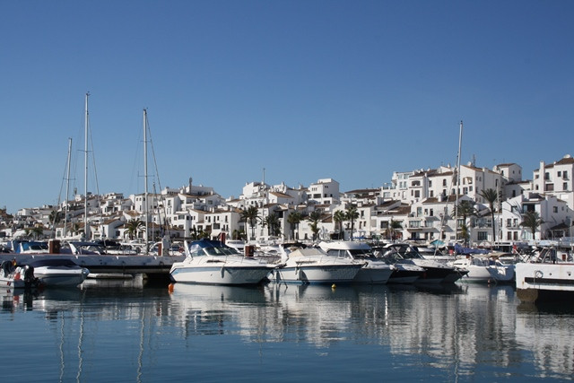 PUERTO BANUS. Located in the heart of Puerto Banus, which is very attractive due to its atmosphere, ,Spain