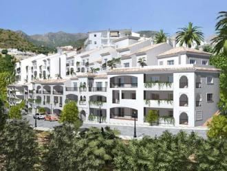 This cozy apartment is located in Ojen, just 10 minutes driving from Marbella. The property boasts 2, Spain