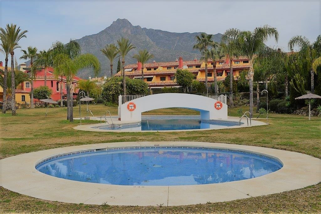 4 bedroom townhouse located in a gated complex with an unbeatable location plus the ease of access t,Spain