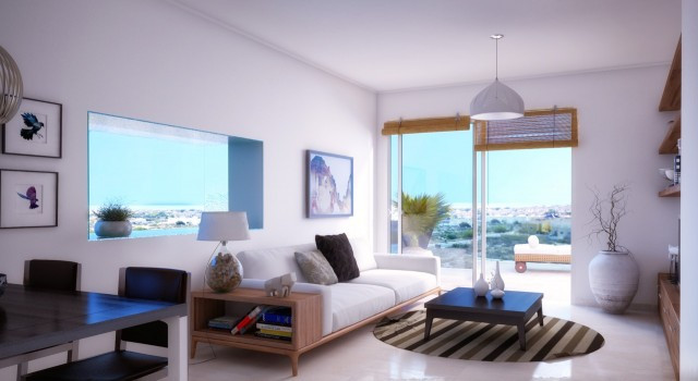 Stunning brand new, modern design apartments, all south facing and with spectacular views towards th, Spain