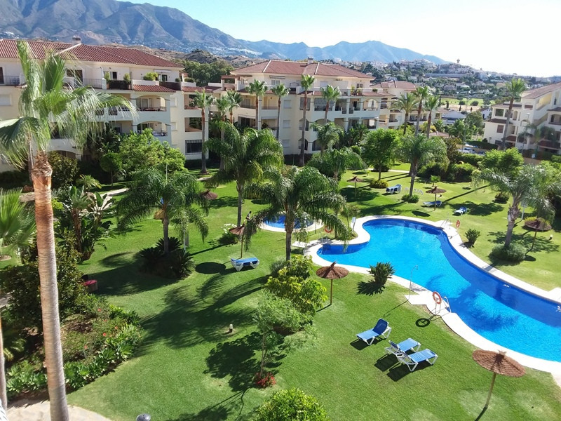 LA CALA HILLS, MAGNIFICENT 3 BED PENTHOUSE  with panoramic views, 100m2 terrace, gated private compl, Spain