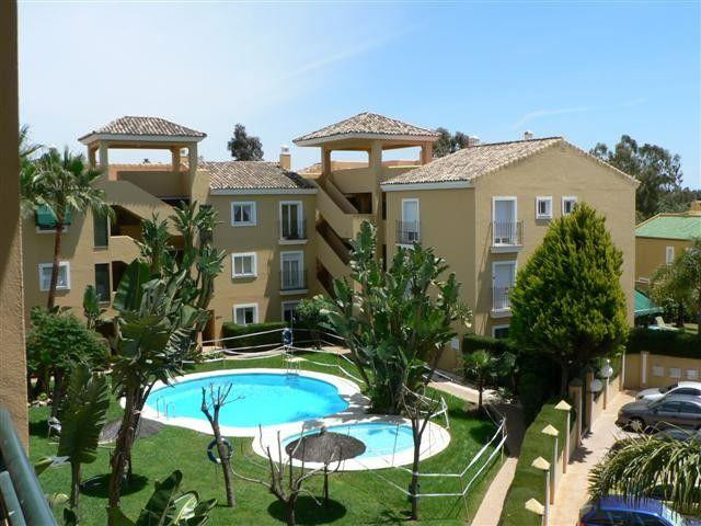, Guadalmina Baja, Costa del Sol. 2 Bedrooms, 2 Bathrooms, Built 80 m², Terrace 15 m².  Setting : Be, Spain