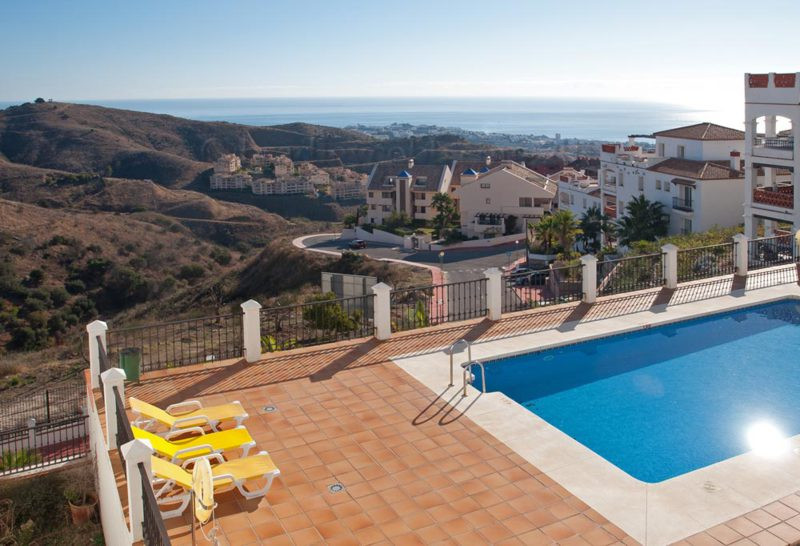 Fabulous modern apartment, extremely spacious and very light. Has breathtaking sea views and a wonde,Spain