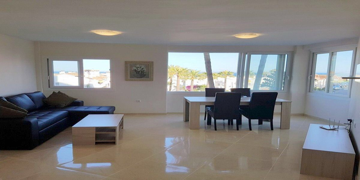 A lovely two bedroom property in La Cala de Mijas, Mijas Costa which has been fully renovated top to, Spain