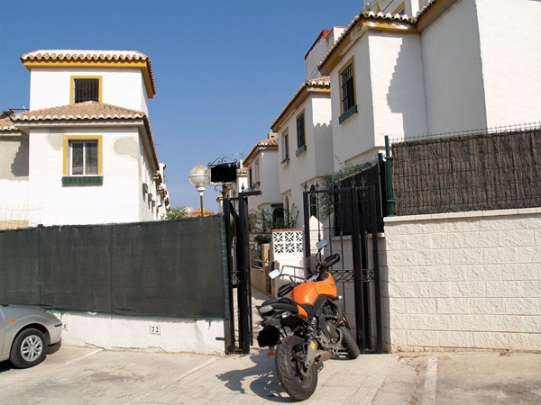 Attention buyers we just acquired this town house in Torremolinos in La Colinas right next to the tr,Spain