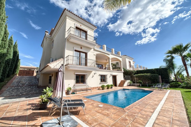 TOP QUALITY  VILLA IN LA ALQUERIA  Well located quality villa with great views over the Coast and th, Spain