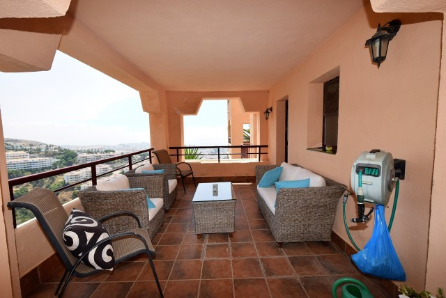 This is a real family home presented in immaculate condition with great sea views from the terraces., Spain