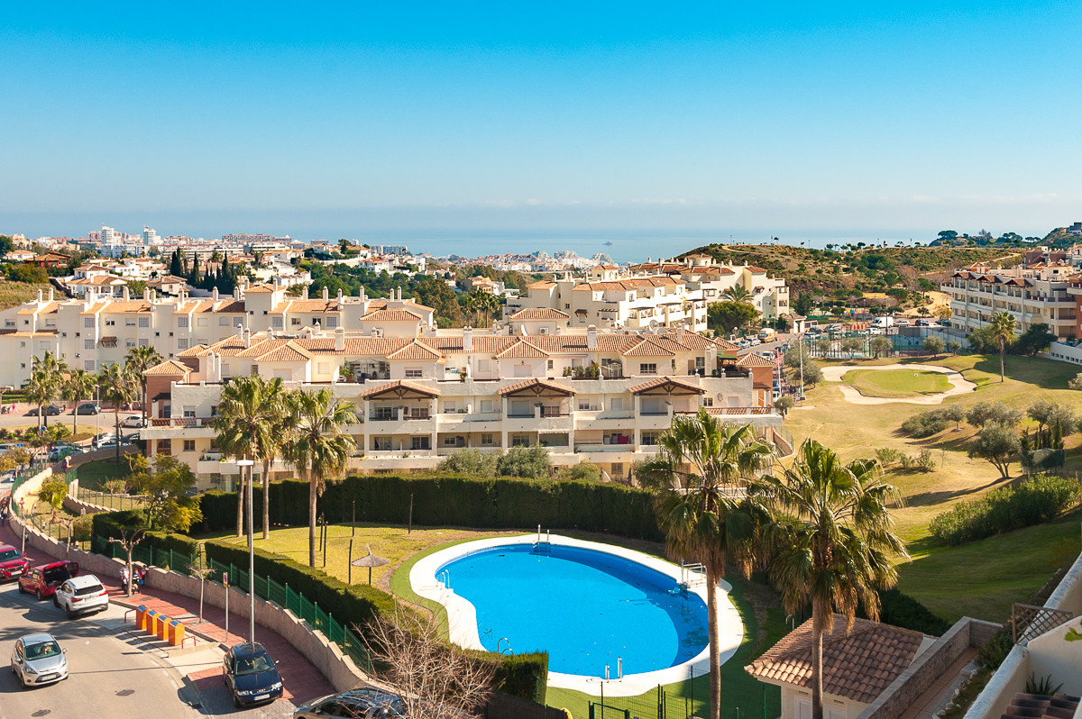 Lovely 2 bed apartment located in Arenal Golf, in a beautiful urban area of Benalmadena. With sea vi,Spain