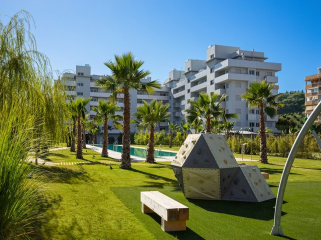 This new development located in the municipality of Fuengirola, about 200 meters from the Mediterran, Spain