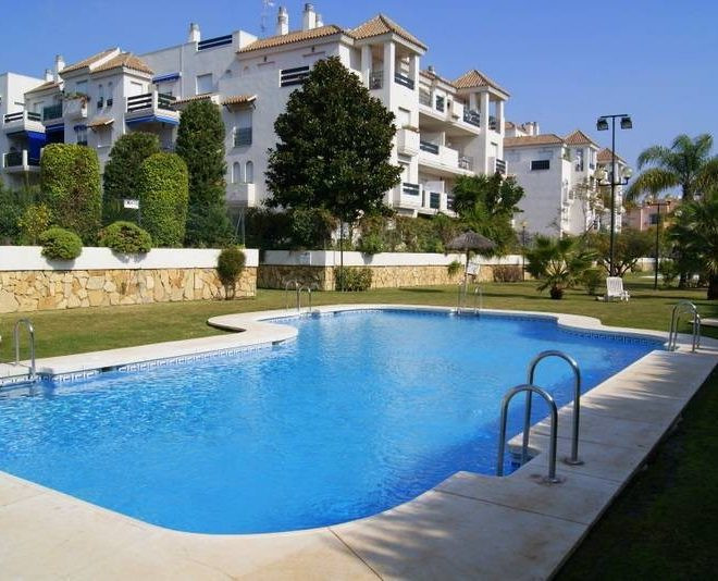 2 bedroom apartment available for sale in a great location of Puerto Banus within walking distance t, Spain
