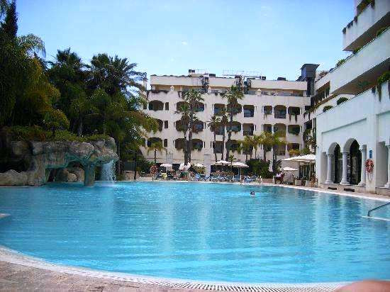 """""""Luxury Apartment in the iconic (ex) Guadalpin Gran Hotel & Spa in Marbella Golden Mile One,Spain"""