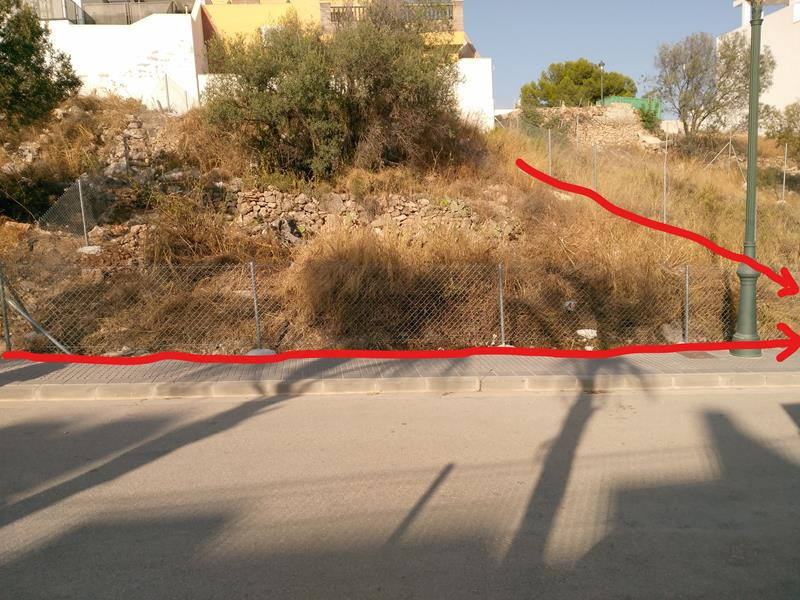 Urban plot on the outskirts of Nerja. Very close to the centre, beaches and amenities, while in a qu,Spain