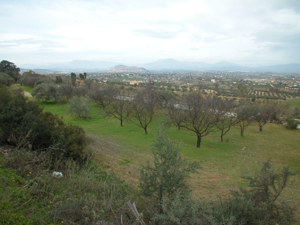 Land, Alhaurin el Grande, Costa del Sol. Garden/Plot 23863 m².  Setting : Country, Village, Close To, Spain