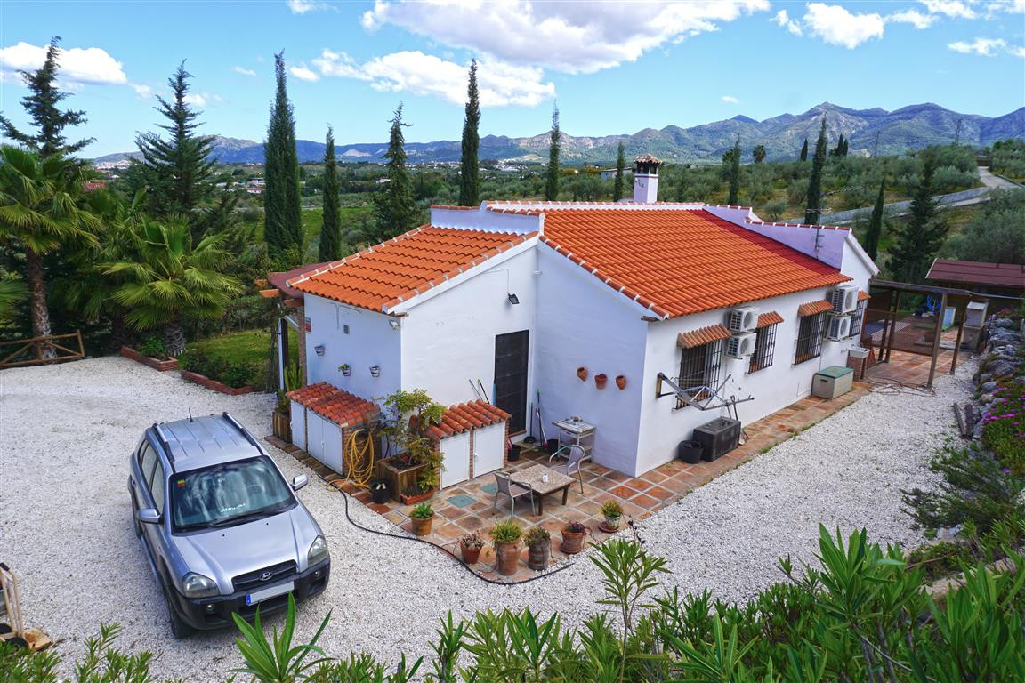 A fabulous country property located halfway between Alhaurin el Grande and Alhaurin de la Torre. The, Spain