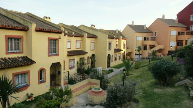 Nice townhouse with sea views in Manilva. With 130 m² built, the house consists of 3 large bedrooms,, Spain