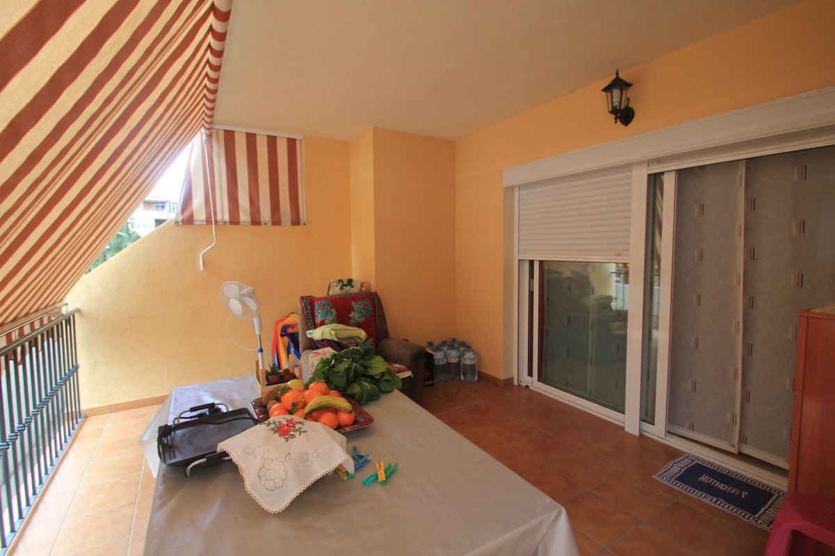 One bedroom apartment with a huge terrace located in the central part of Arroyo de la Miel, just a f,Spain