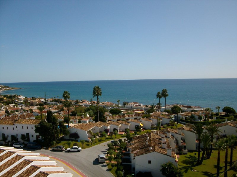 Studio with stunning sea views in La Cala de Mijas, 100 mts from the sea. Ideal rental investment., Spain