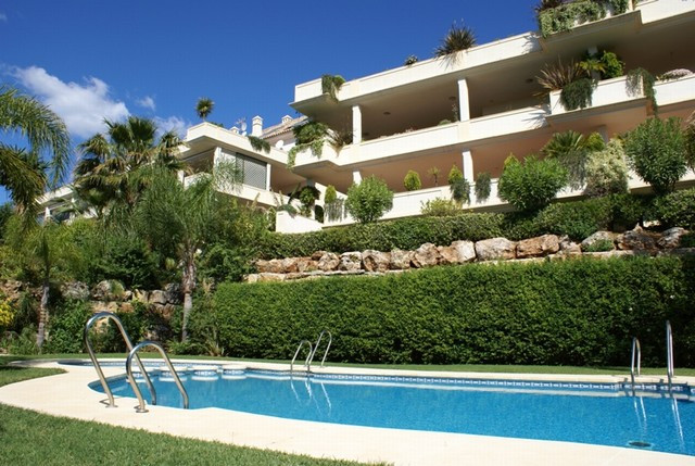 A brand new, very large south facing second floor two bedroom apartment in a new development of four, Spain