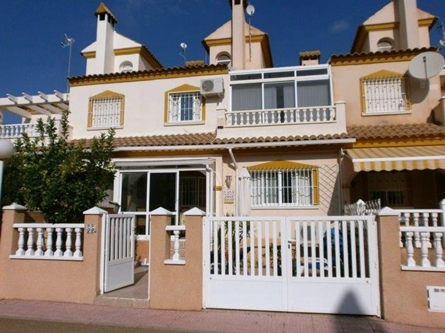 CENTRAL LOCATED 3 BEDROOM TOWNHOUSE IN PLAYA FLAMENCA, ORIHUELA COSTA. This is a southeast facing to, Spain