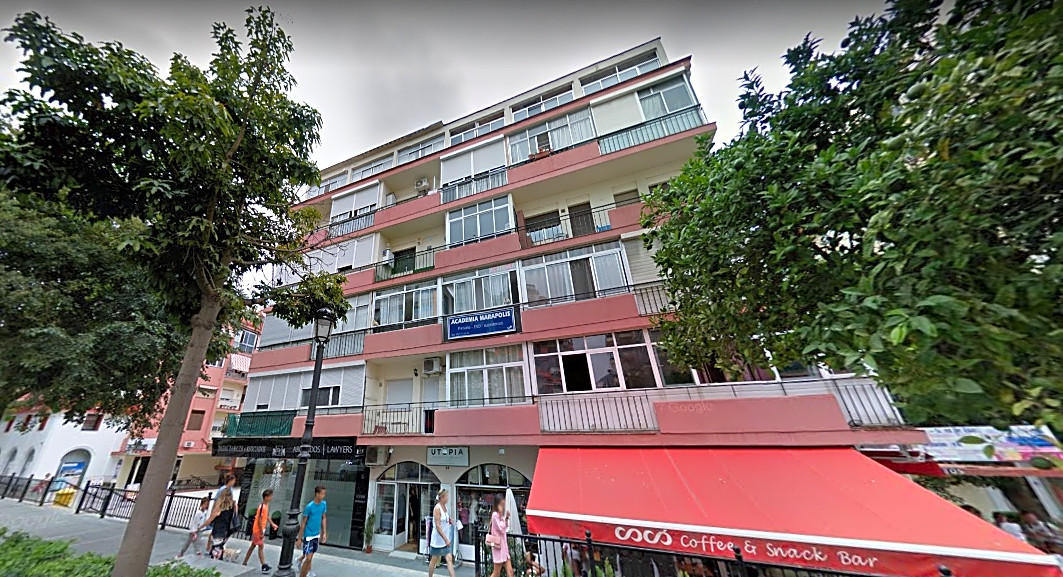 This recently refurbished flat is located in Avenida de Ricardo Soriano, 29601, Marbella, Malaga, in,Spain