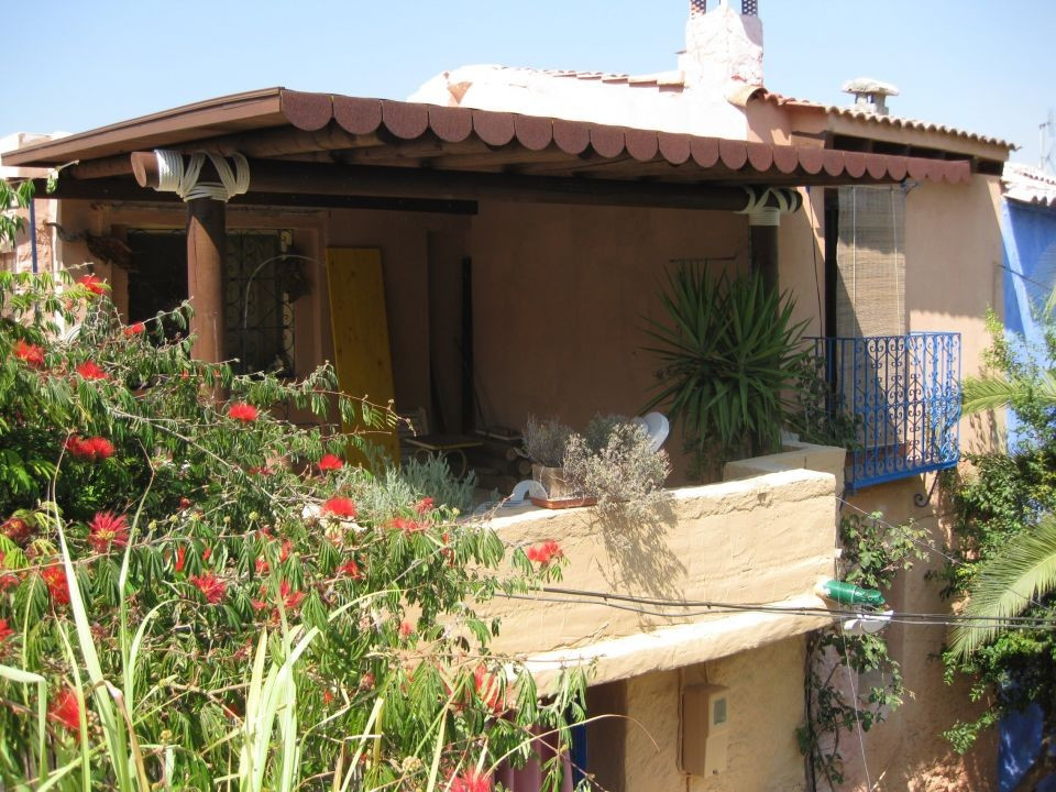 This quirky 3 bedroom property in Triana is situated within a hamlet of houses separate from the mai,Spain