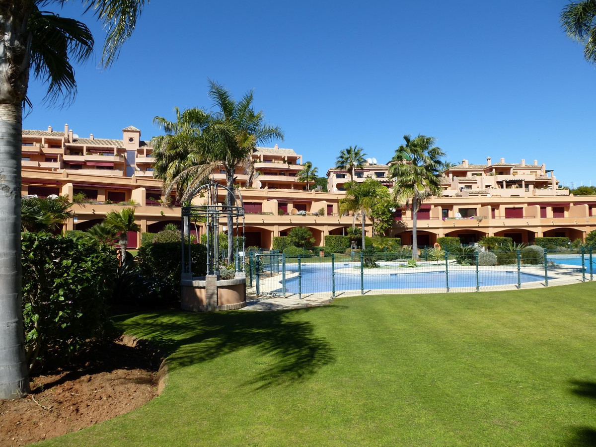 Beachfront ground floor apartment with 2 bedrooms and 2 bathrooms. Large living room with lounge and, Spain