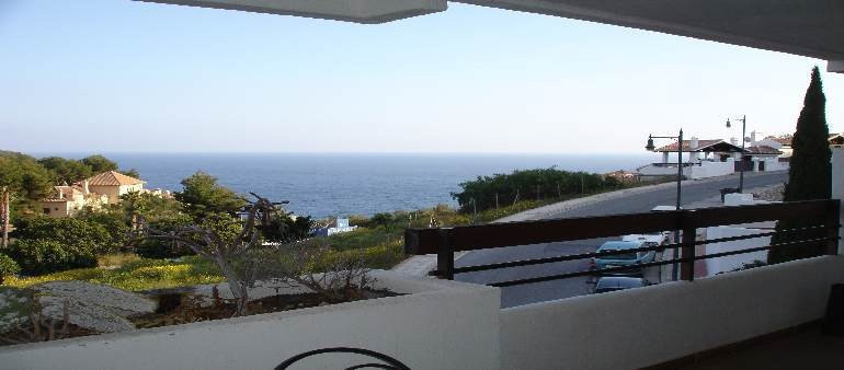 LARGE 3 BEDROOM APARTMENT WITH SEA VIEWS AND LARGE TERRACE  The property has three bedrooms, two bat, Spain