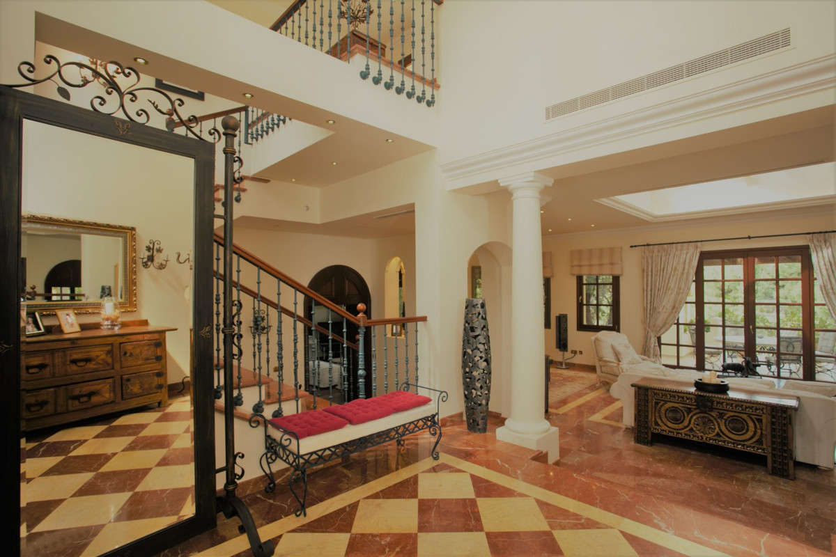 LUXURY VILLA IN LA ZAGALETA  15 MINUTES TO MARBELLA (SPAIN) SALE IS LOWER THAN MARKET PRICE!  PRICE , Spain