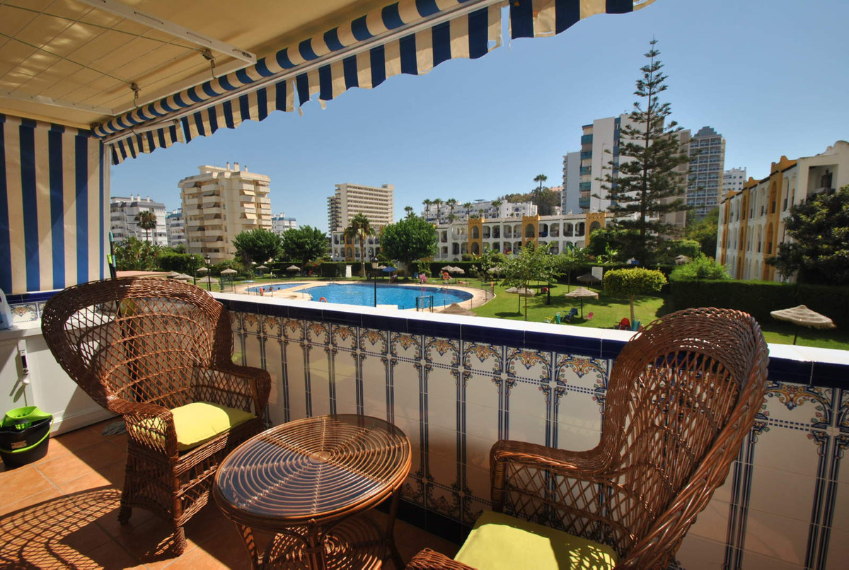 Recently reformed two bedroom apartment in a prime location, just a few steps from the beach and a s, Spain