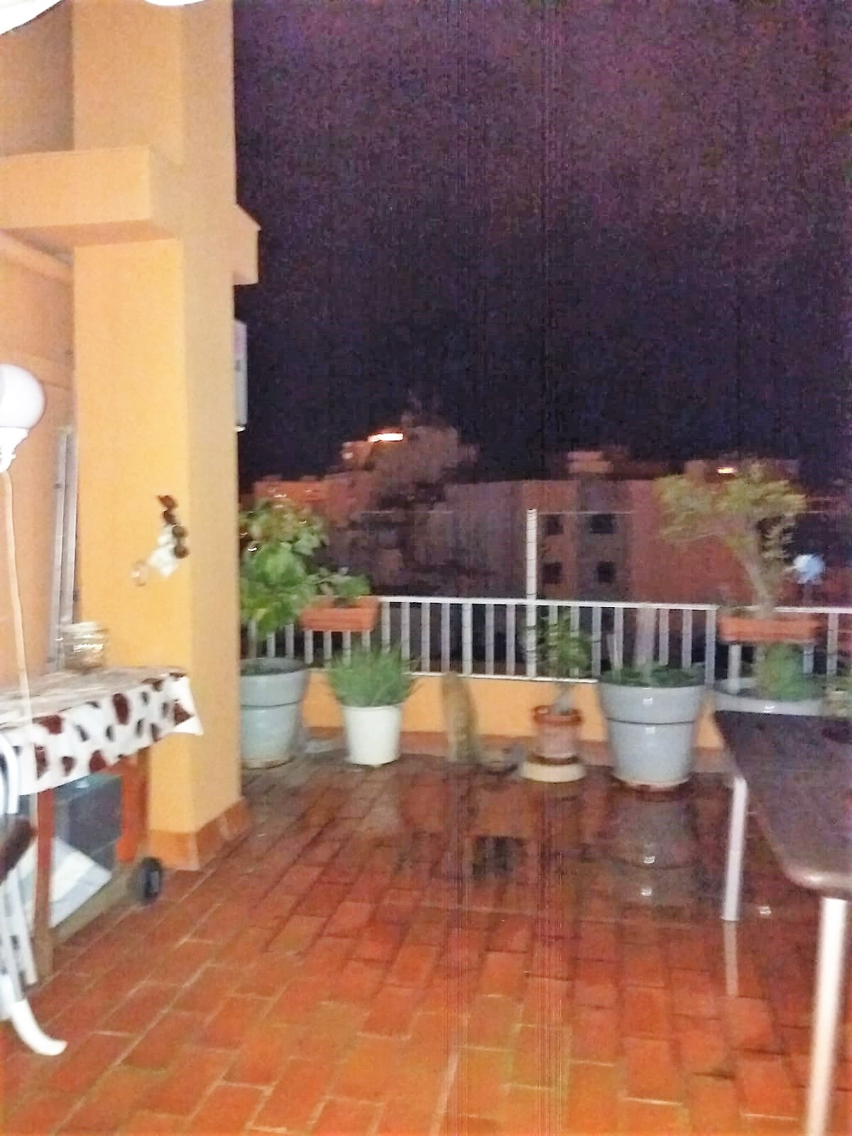 Penthouse with lift area Pedro Garau square with 3 bedrooms and a bathroom, kitchen, living room, pa,Spain