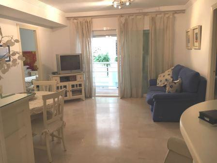 GREAT LOCATION !!! GREAT FLAT !!! TWO BEDROOMS, TWO BATHROOMS, LARGE SPACES, IN FRONT OF THE BEACH, ,Spain