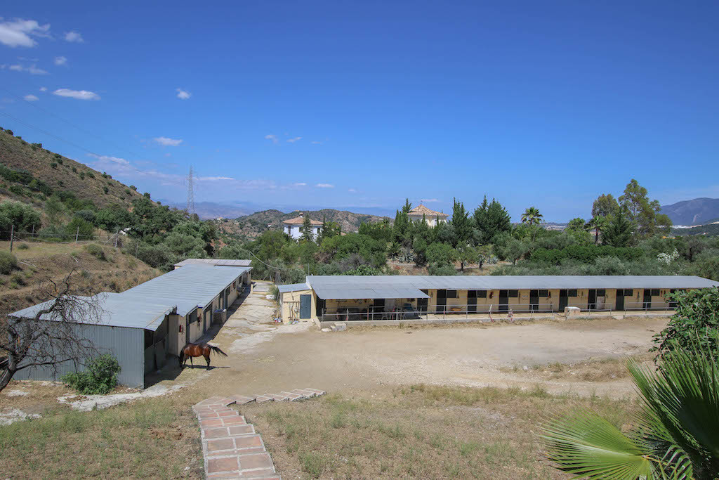 Equestrian Centre.  House,   Apartment,  26 STABLES.  This established  equestrian centre is situate, Spain
