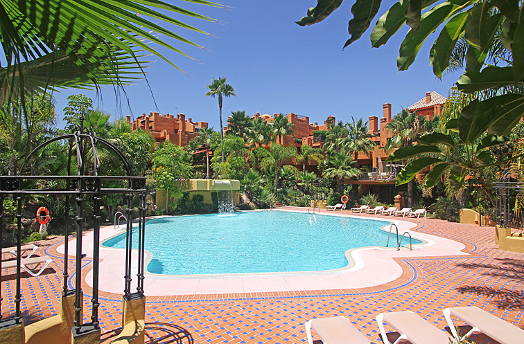 Luxury apartments in one of the most sought residential complexes in Marbella. Surface area from 220, Spain