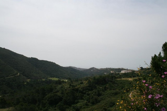 South facing villa plot within tranquil Monte Mayor Urbanisation with 24/7 security. Spectacular pan,Spain