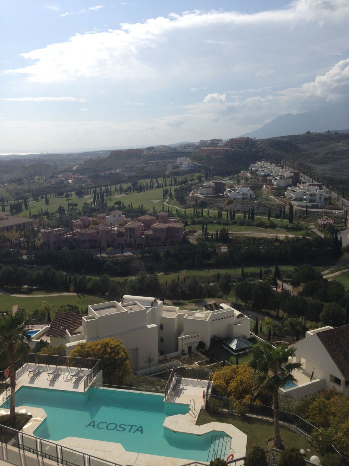 Discovery one of the primer luxury developments in Marbella. Acosta de los Flamingos just in front o, Spain